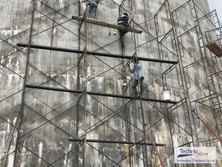 หน้าหลัก | Techno Plus บริษัทรับซ่อมโครงสร้างอาคาร ระบบกันซึม ระบบเคลือบพื้นผิว